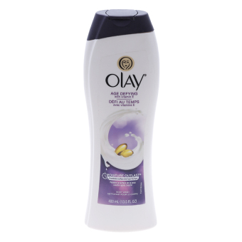 Sữa tắm Olay Age Defying with Vitamin E 400ml