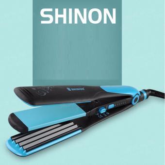 Máy Duỗi Bấm Tóc Shinon 2 In 1