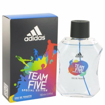 Nước hoa nam Adidas Team Five eau de toilette for men 100ml (Mỹ)