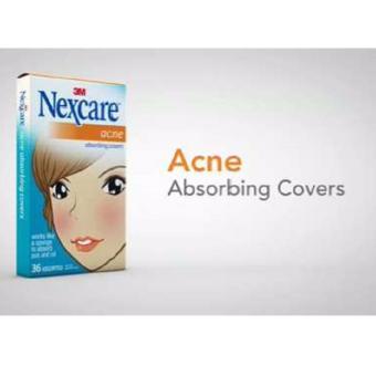 Hộp 36 miếng dán trị mụn cao cấp Nexcare AC-036