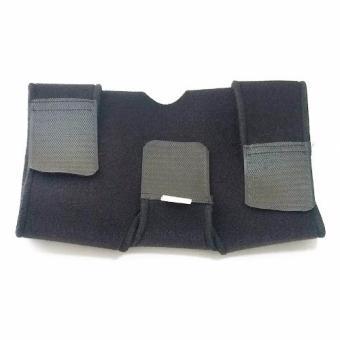 Băng bảo vệ khớp đầu gối (Đen)