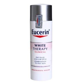 Kem dưỡng trắng sáng da ban đêm Eucerin White Therapy Night Fluid 50ml