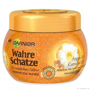 Kem ủ tóc phục hồi Garnier Wahre Schätze 300ml