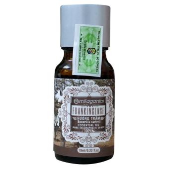 Tinh dầu hương trầm Milaganics 10ml