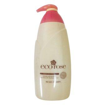 Sữa tắm thư giãn Rosee Ecopure Rose 760ml