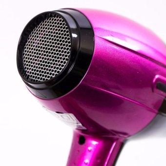 Máy sấy tóc 2 chiều 3100 2300W (Đen hồng)