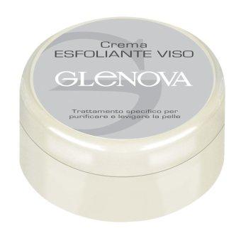 Kem tẩy tế bào chết cho mặt GLENOVA 170ml