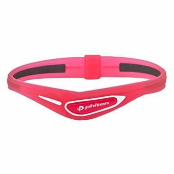 Vòng đeo tay điều hòa huyết áp Phiten 17cm (Đỏ mới)