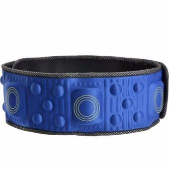 Đai masage giảm vòng bụng X5 (xanh)