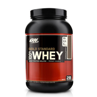 Thực phẩm bổ sung Optimum Nutrition Gold Standard 100% Whey Extreme Milk Chocolate 2 lbs