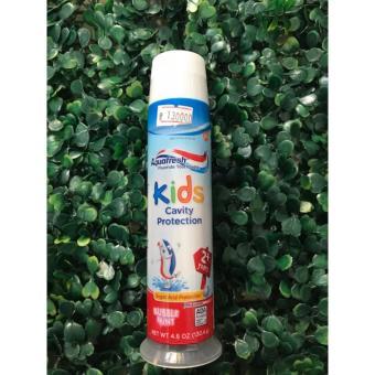 Kem Đánh Răng Aquafresh Kids 130.4g