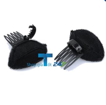 Bộ 2 Đệm phồng tóc dạng gài phong cách DP01 Giá Tốt 247