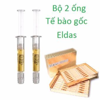Bộ 2 ống tế bào gốc Eldas EG Tox Program