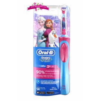 Oral-B Stages Power Kids - Bàn chải đánh răng điện cho bé
