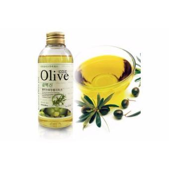 Tinh Dầu Massage Olive Nguyên Chất - Dưỡng Da Mặt Và Tay - 160ml