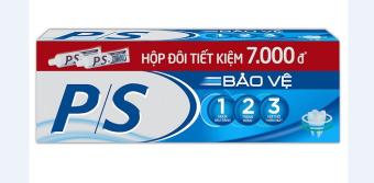 Bộ 2 kem đánh răng P/S bảo vệ 123 200g