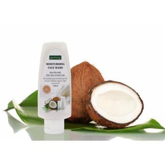 Dầu Dừa Và Sữa Tươi Nguyên Chất Dùng Rửa Mặt Dưỡng Da Kokoshis