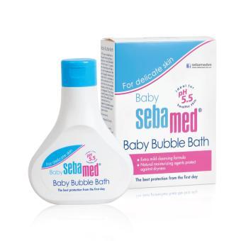 Sữa tắm tạo bọt dịu nhẹ cho bé Sebamed pH 5.5 SBB01B 200ml