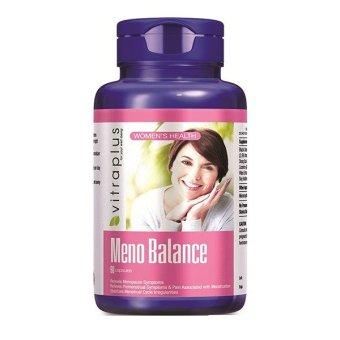 Viên uống bổ sung nội tiết tố nữ VitraPlus Meno Balance 90 viên