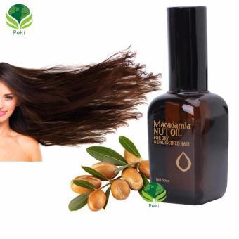 Tinh dầu dưỡng tóc siêu mềm mượt từ hạt Macca nguyên chất (50ml)