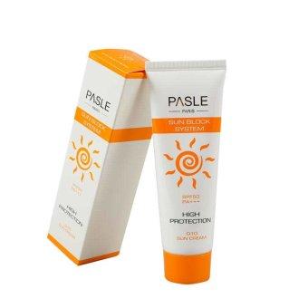 Kem siêu chống nắng PASLÉ Q10 Sun Cream SPF 50 PA +++ 75g