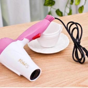 Máy sấy tóc cao cấp-001 (Hồng)