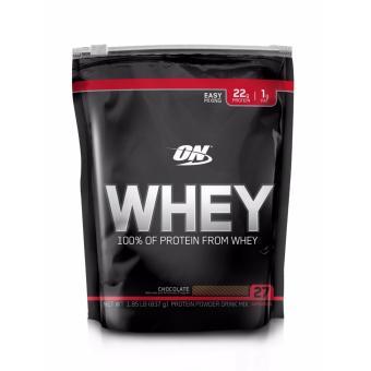 Thưc phẩm Bổ sung Protein- ON WHEY-Chocolate 1.85Lb
