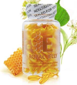 Viên tinh chất dưỡng da sữa ong chúa chuyên sâu, mờ nám, chống lão hoá, sáng da 90 viên
