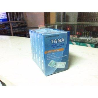 Test thử ma túy, dụng cụ phát hiện các chất gây nghiện tổng hợp TANA