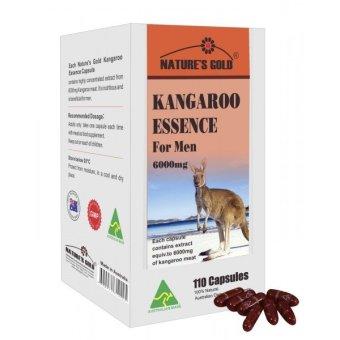 Sinh lý nam Kangaroo Essence For Men 6000mg 110 viên