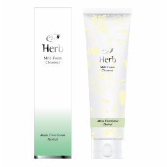 Sữa Rửa Mặt Sáng Da Saeng N Herb Mild Foam Cleanser 120ml