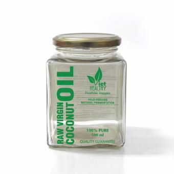 Mua Dầu dừa tinh khiết ép lạnh Viet Healthy 500 ml giá tốt nhất