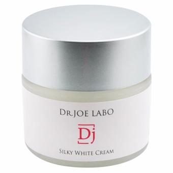 Kem Dưỡng Trắng Hiệu Quả Nhanh An Toàn Nhật Bản Silky White Cream 50g + Tặng Kèm 01 Gói Đắp Mặt Nạ Tạo Bọt Khí Yukinko