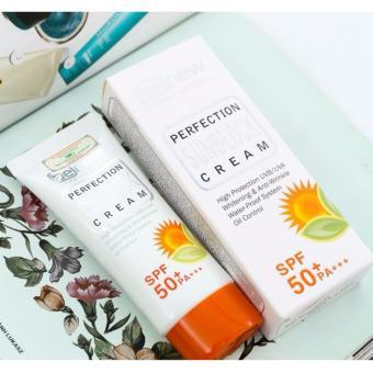 Kem chống nắng làm trắng da Benew Sunblock Cream SPF50+ 50ml