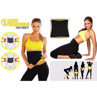 Đai sinh nhiệt giảm mỡ bụng Hot Belt ( Size M)