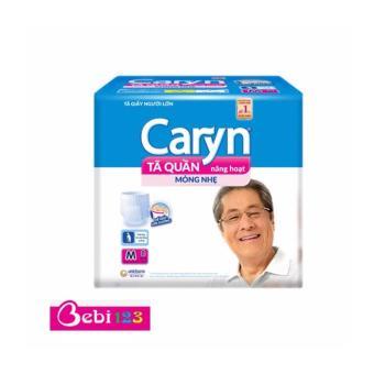 Tã Quần Người Lớn Loại Mỏng Nhẹ Caryn M8