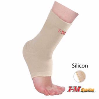 Băng thun bảo vệ gót kín và cổ chân ES930 (Kem)