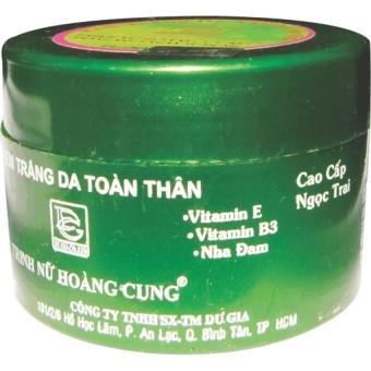 Kem Dưỡng Trắng Da Toàn Thân - Vitamin E Trinh Nữ Hoàng Cung - 30g - TNHC1020T40