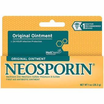 Kem mỡ điều trị vết thương Neosporin Original Ointment 28.3g