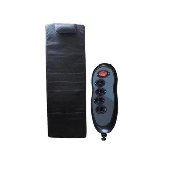 Nệm massage toàn thân LZ332 (đen)