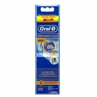 Bộ 5 đầu bàn chải điện Oral- B Precision Clean