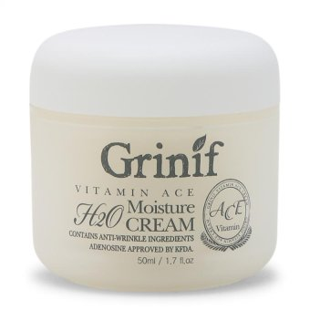 Kem dưỡng da Grinif Vitamin ACE H2O Moisture Cream 50ml