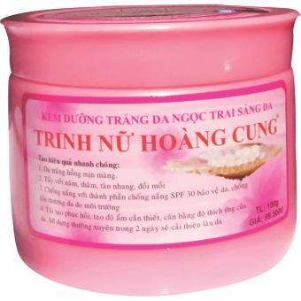Kem Trắng Da Ngọc Trai, Sáng Da Trinh Nữ Hoàng Cung (Dạng Sữa) - 100g - TNHC008T109