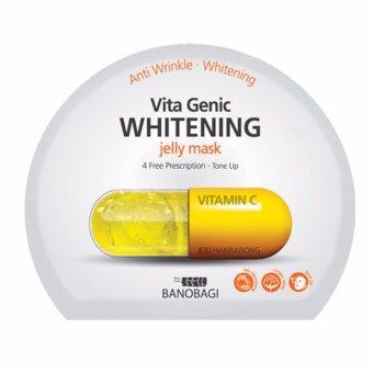 Mặt nạ Banobagi Vita Genic Jelly Mask Hàn Quốc cứu tính cho mọi loại da - Whitening