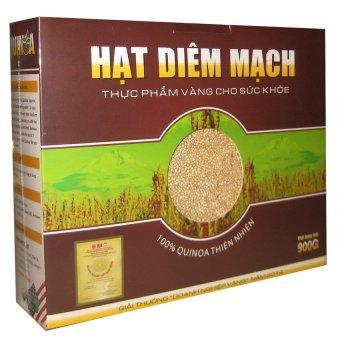 Hạt diêm mạch trắng Golden Quinoa 900g
