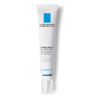 Kem dưỡng giúp cải thiện bề mặt da, giảm mụn đầu đen, và giảm bóng nhờn La Roche-Posay Effaclar K+ 30ml