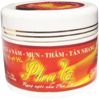 Kem Ngừa Mụn - Nám - Thâm - Tàn Nhang Pha Lê - 20g - PL015T52