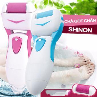 Chai gót chân - Máy chà gót chân cao cấp PRO SHINE K9, cực bền, mới nhất giá rẻ nhất - TẶNG 1 BỘ MÀI.