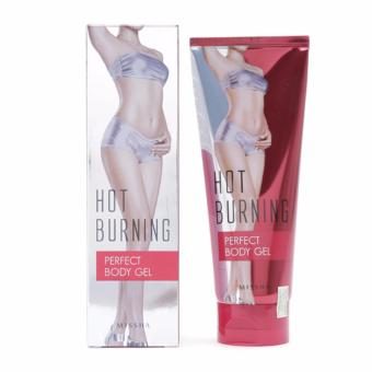 Gel làm thon gọn cơ thể Missha Hot Burning Perfect Body Gel 200ml