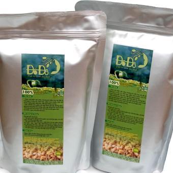Tinh bột Mầm đậu nành Đô Đô set 2 gói 500g (hàm lượng cao vị cỏ ngọt)